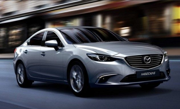 2019 Mazda 6 Coupe Redesign Release Date And Price New Car Rumor