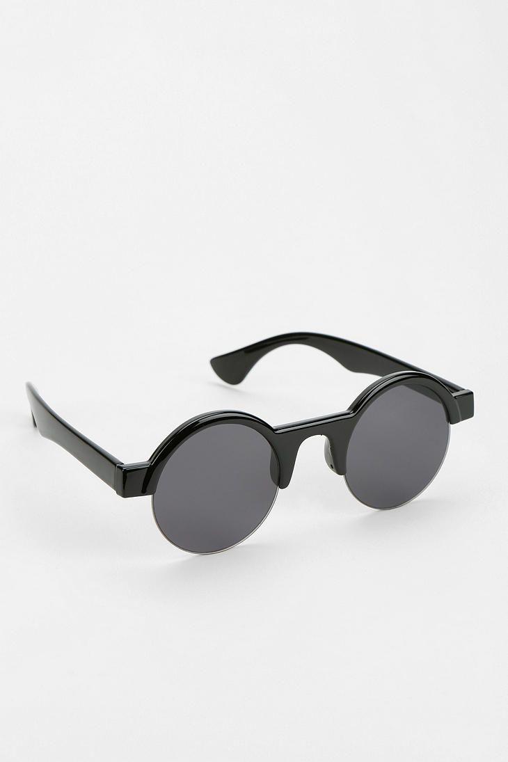 20c68c1b27 Snapshot Round Sunglasses  urbanoutfitters