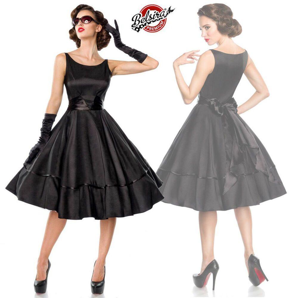 Abito vintage anni 50 femminile elegante classico retrò ...