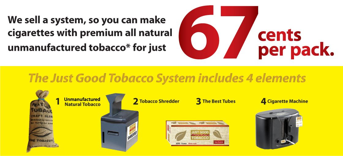 The Just Good Tobacco Company