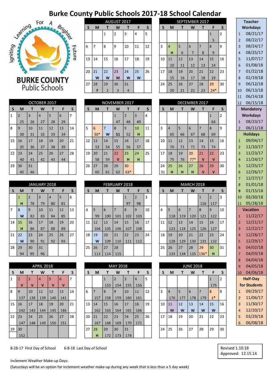 Texas Tech Calendar 2022.District Calendar Carter County Schools Pertaining To Burke County Public Schools Nc Calendar Printable Calendar In 2021 School Calendar Public School Burke County