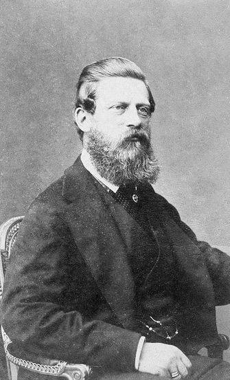 Emperor Friedrich III of Germany