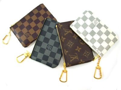 Lv Key Chain Wallet For All Of My Rewards Cards Louis