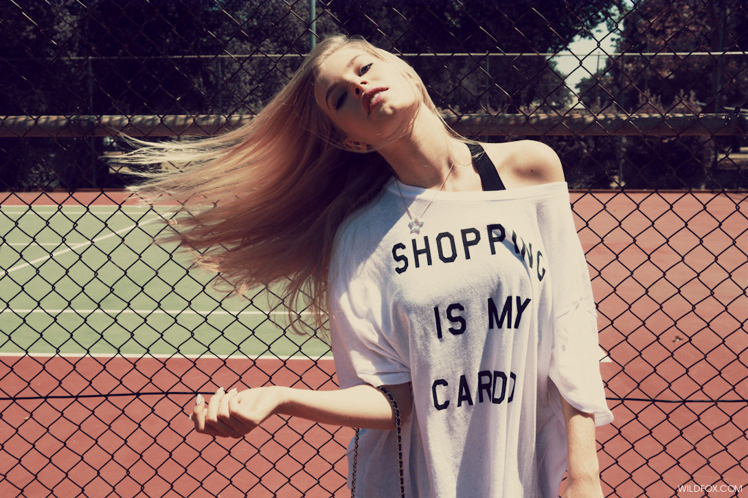 Shopping is my cardio, Wildfox couture Spring 2013 lookbook inspired by Clueless