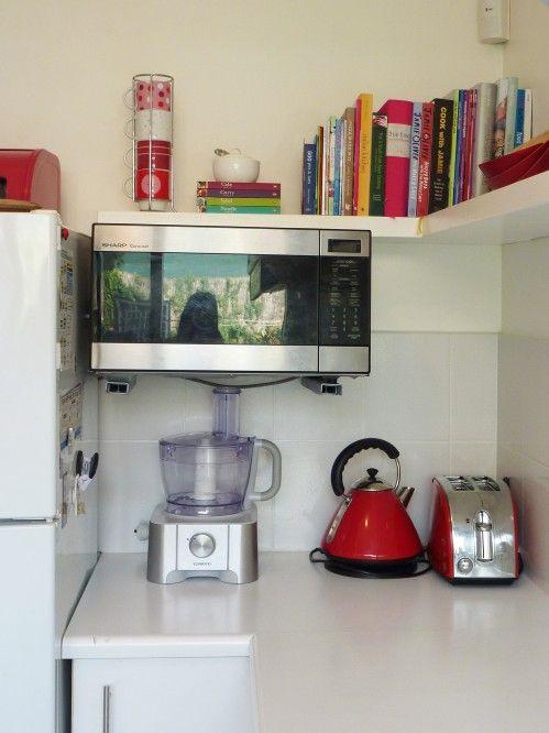 Microwave Floating Shelf Bestmicrowave