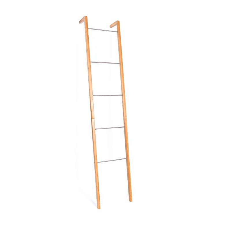 Evoque Bamboo Bathroom Towel Ladder Rack BA2653 I/N 4821746