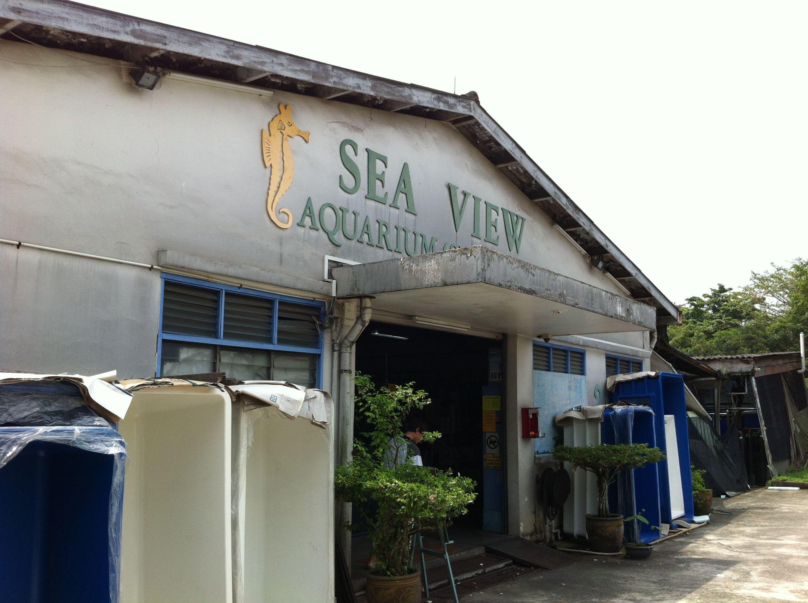 SEA VIEW AQUARIUM (S) PTE LTD (Seaview) 2 Seletar West