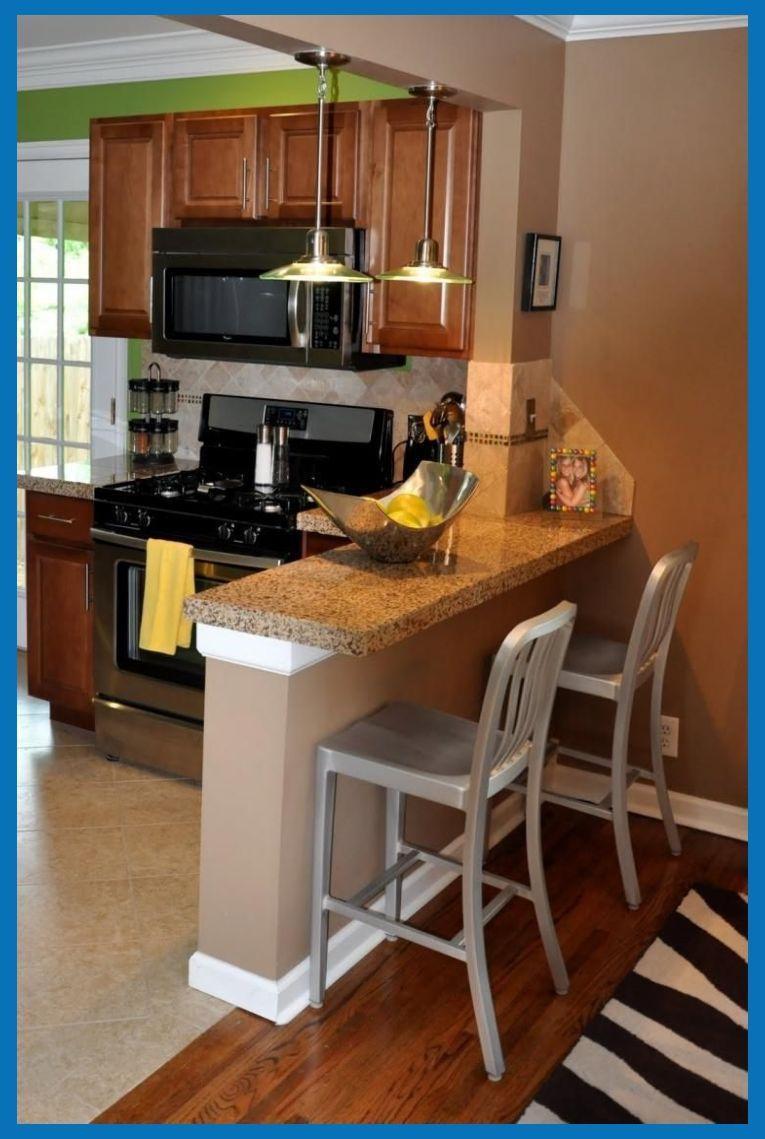 Jazz Up Your Kitchen With Trendy Kitchen Bar Stools Kitchen Decor Tips Kitchen Design Small Kitchen Remodel Small Small Kitchen Bar