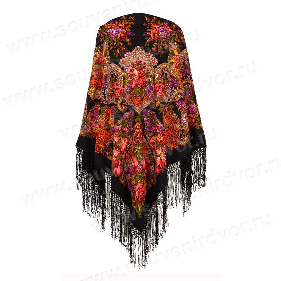 павлопосадские платки сувенирный двор отзывы
