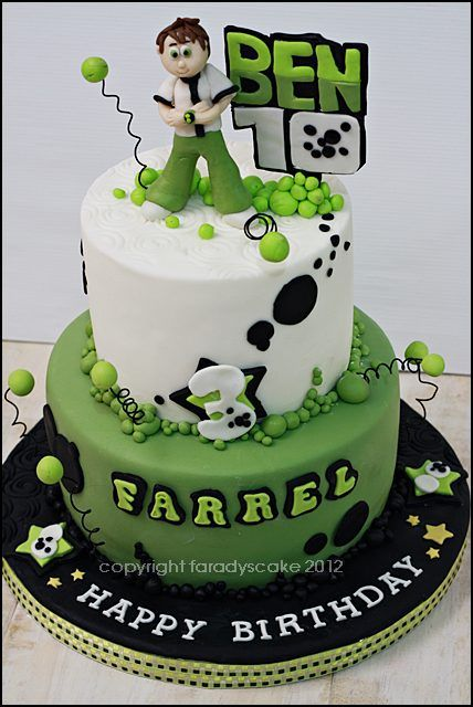 Ben 10 Cake Designs These Cake Tins Are For All Occasions From