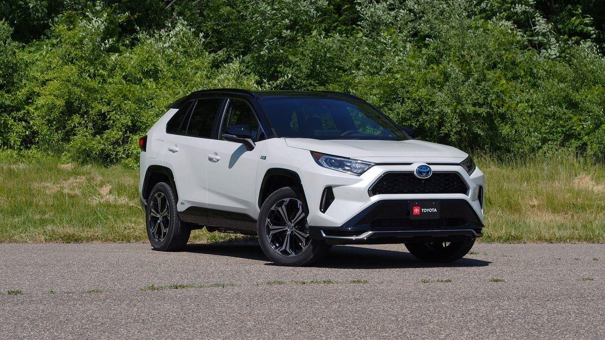 2021 Toyota Rav4 Prime Xse Price Specs Toyota Rav4 Hybrid Rav4 Hybrid Toyota