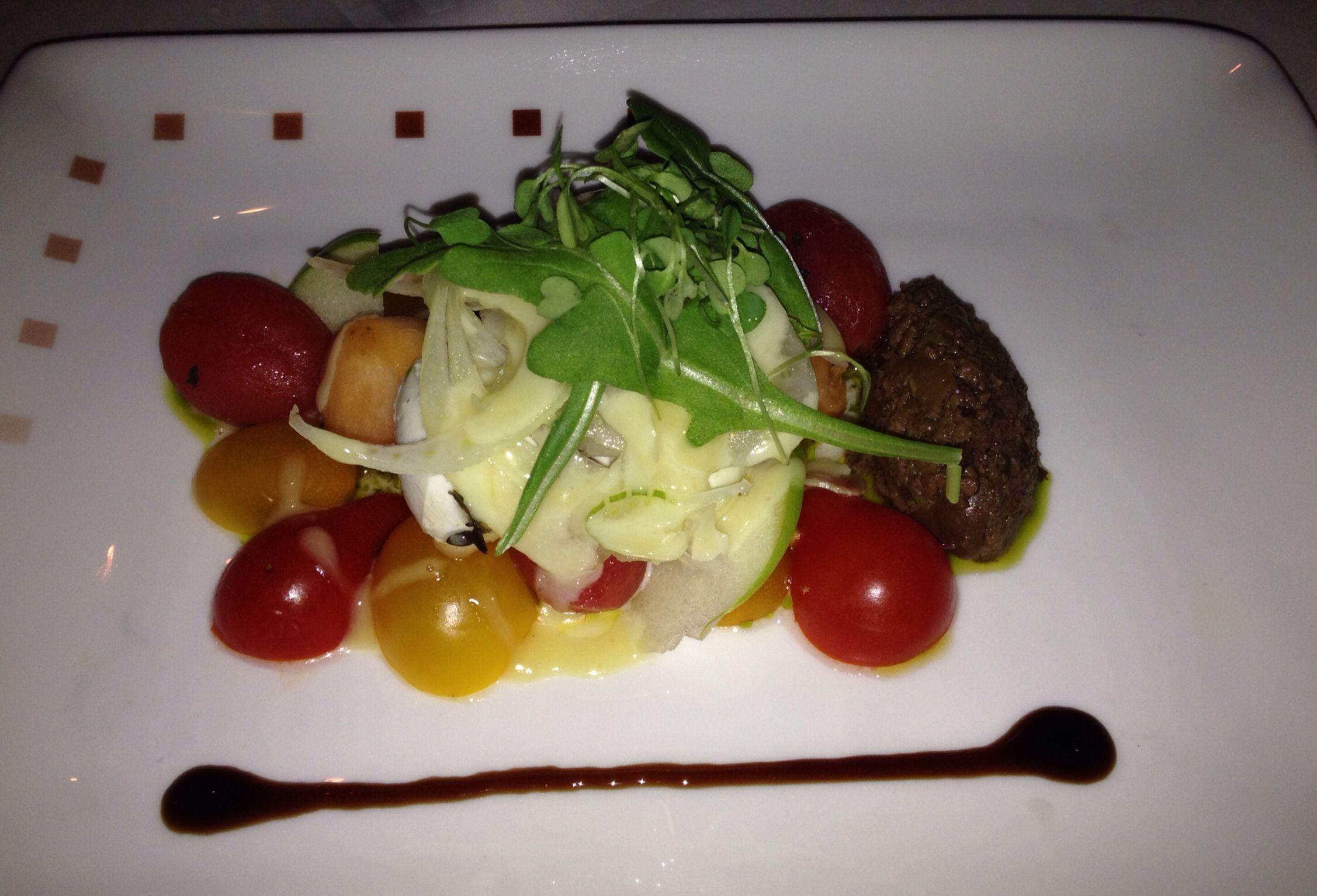 Cruise salad!