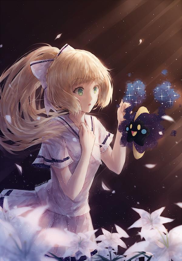 13++ Coiffure fille pokemon lune inspiration