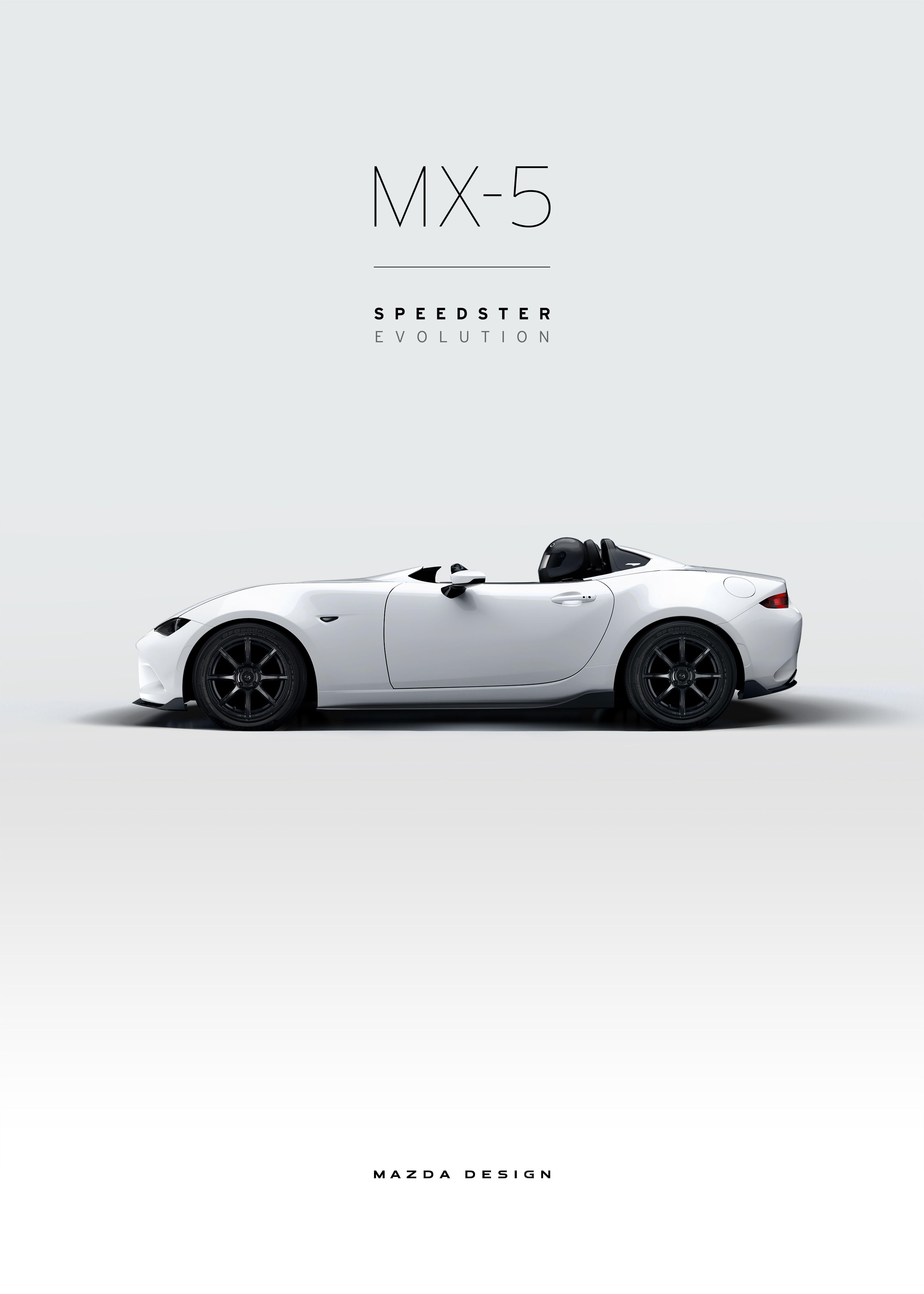 Motor\'n | MAZDA PREVIEWS 2016 SEMA CONCEPTS: MX-5 MIATA SPEEDSTER ...