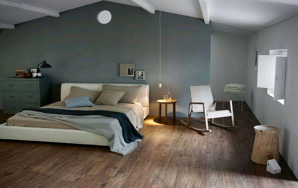 bedroom porcelain wood tiles marazzi treverk home castagno