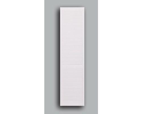 Ikea Lamellentür kiefer offen weiß 242 2x59 4 cm