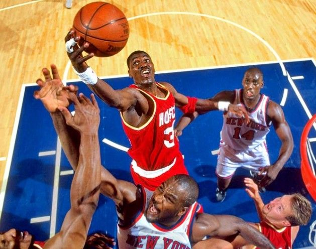 Hakeem Olajuwon - Houston Rockets, 1984–2001 | NBA | Nba