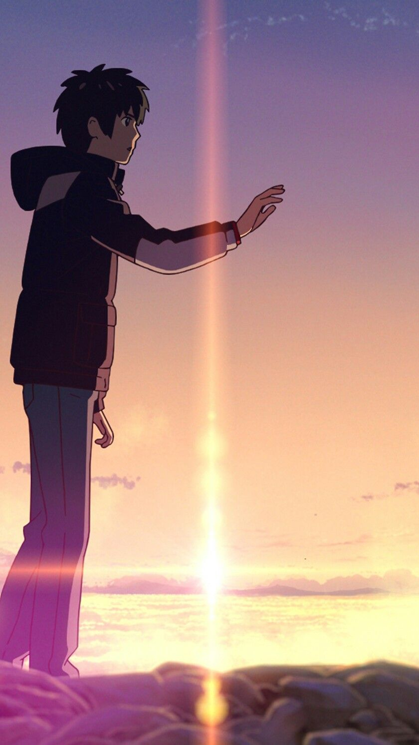 Pin By Klarabel Meneses On Photo Pinterest Your Name Anime Your
