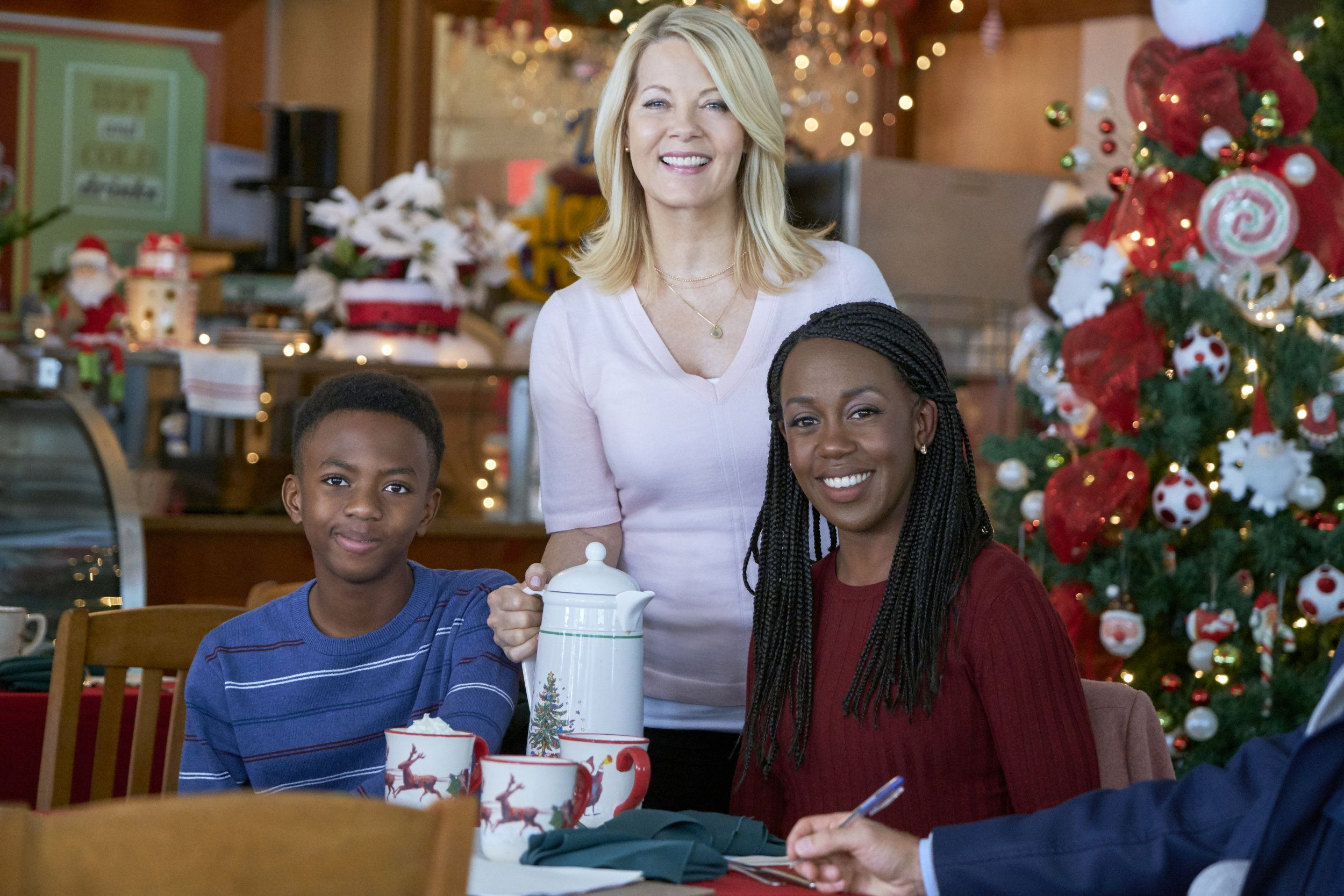 Christmas In Evergreen Letters To Santa.Find Out About The Cast Of The Hallmark Channel Original