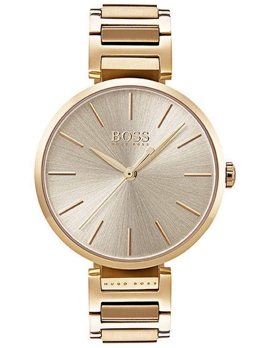 Hugo Boss 1502415 Allusion Damen 36mm 3atm Rose Gold Watches Hugo Boss Watches Womens Watches