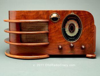 Art Deco Climax Model 60 Tube Radio Collectors Weekly Oldtimeradiomusic Art Deco Furniture Art Deco Deco Decor