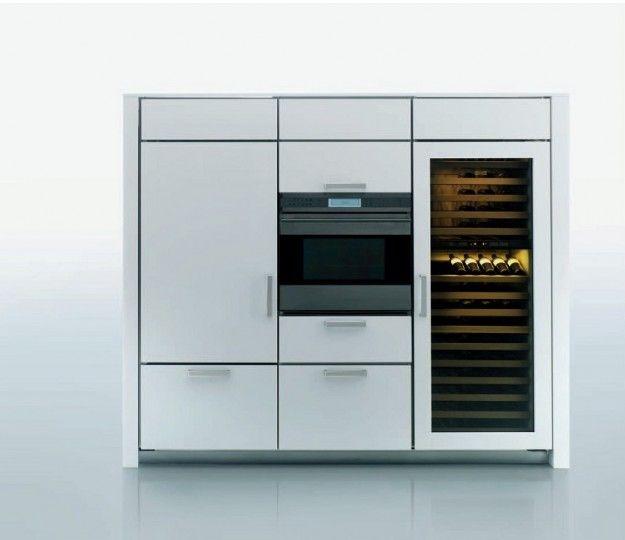 Boffi kitchens - portes coulissantes, battantes ou escamotables à l