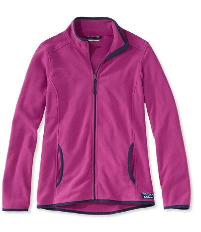 Soft-Brushed Full-Zip Fitness Fleece Jacket | Rest and Sleep ...