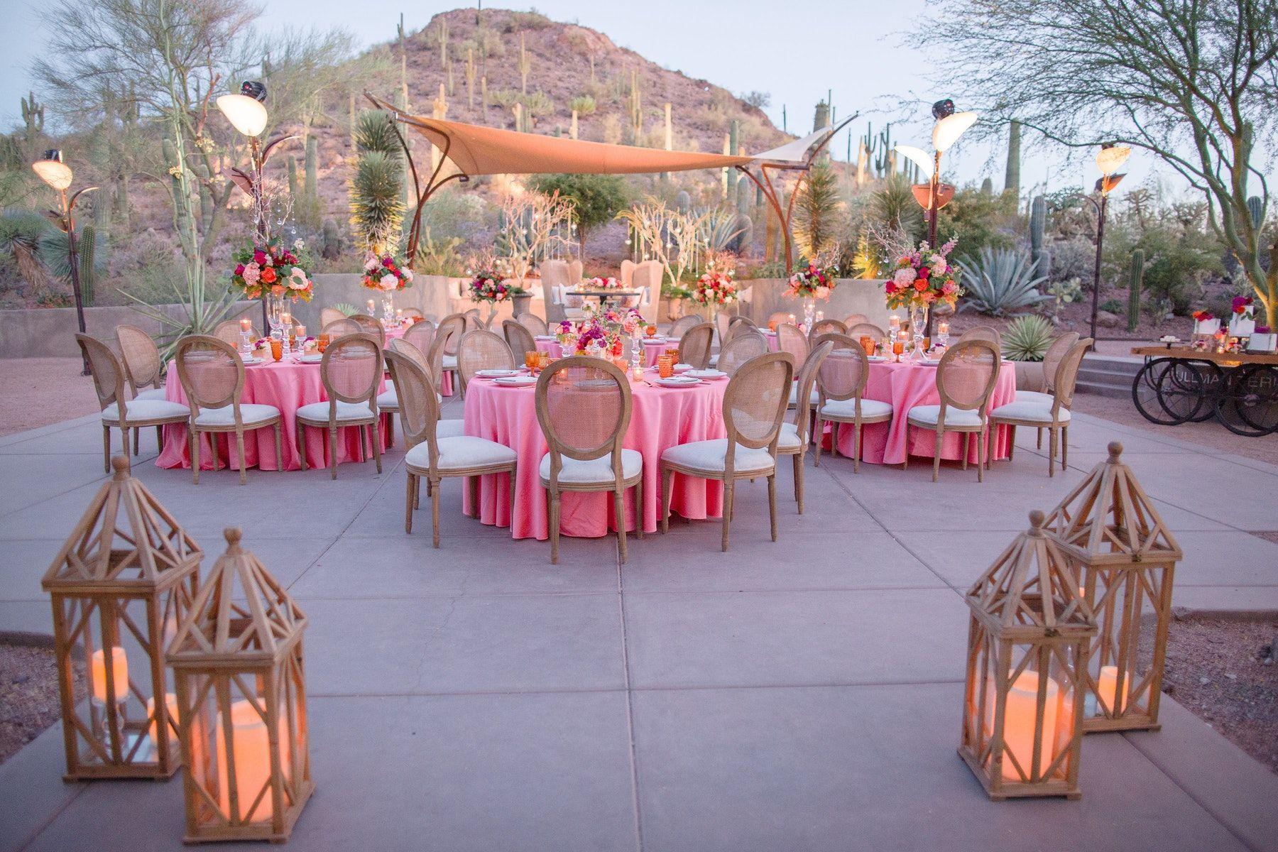 Desert beauty 9 garden wedding venues in the phoenix