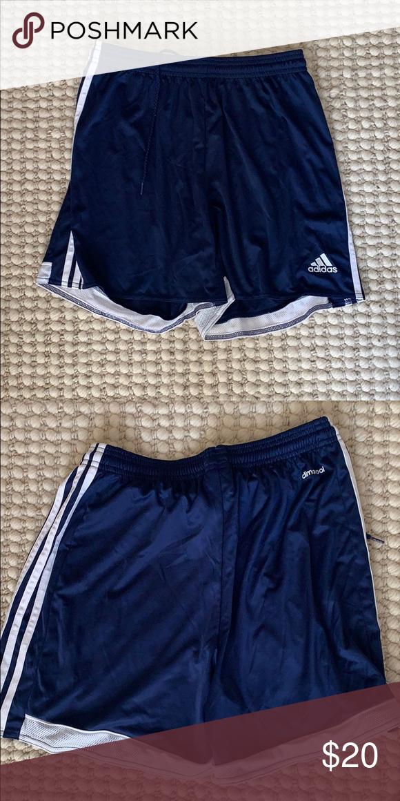 "Adidas Climacool shorts, size medium. 5"" inseam Classic ..."
