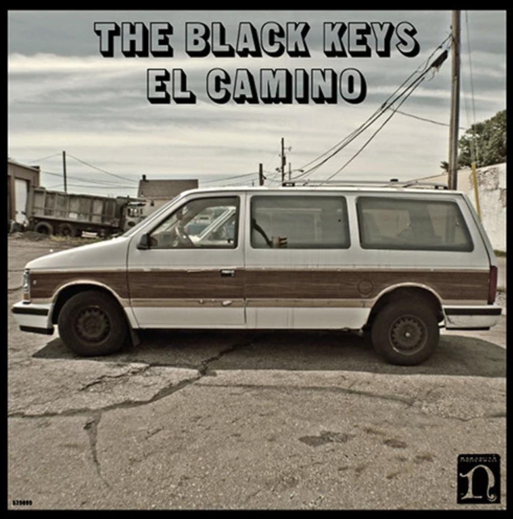 El Camino Vinyl By The Black Keys The Black Keys Vinyl Record Album El Camino