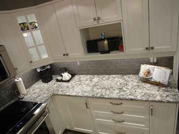 country cabinets for kitchen cambria bellingham with subway tile backsplash white 5940
