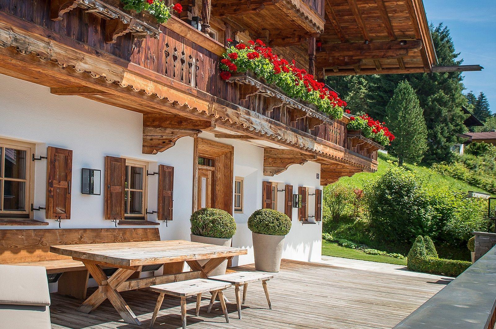 Das Bauernhaus | Alpine dreams | Pinterest | Bauernhaus, Alpen und ...