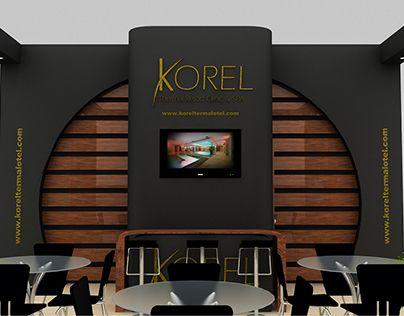 Korel Exhibition Stand Design