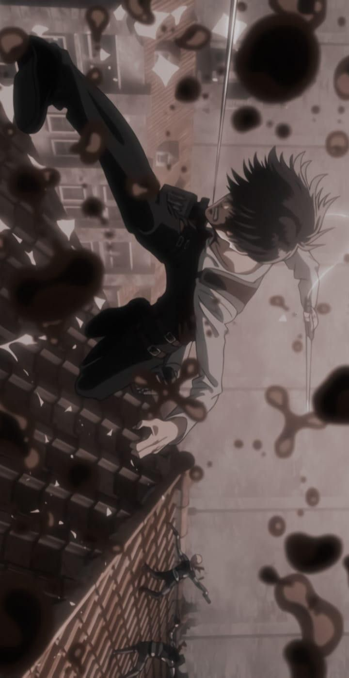 Pin By Linh Hoang On Levi Ackerman In 2020 Attack On Titan Anime Anime Wallpaper Phone Attack On Titan Art