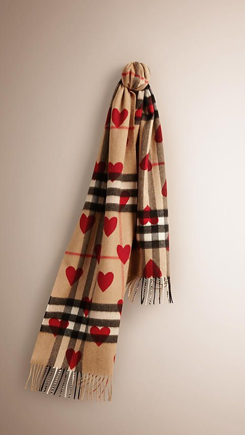 Scarves for Women   BURBERRY   Pinterest   Burberry, Cashmere scarf ... 9f837e00440
