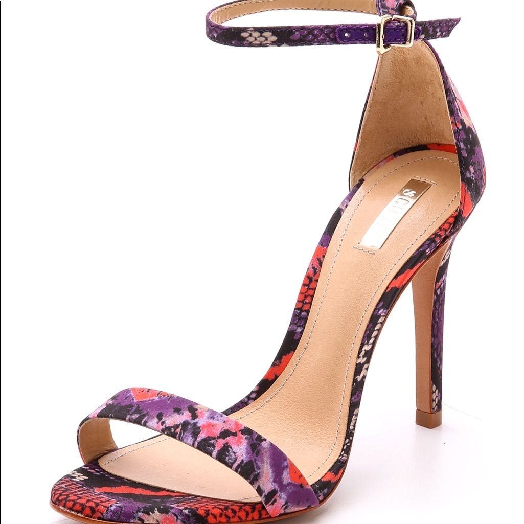 Schultz Cadey Lee High Heel Sandals 9.5   Products   Shoes