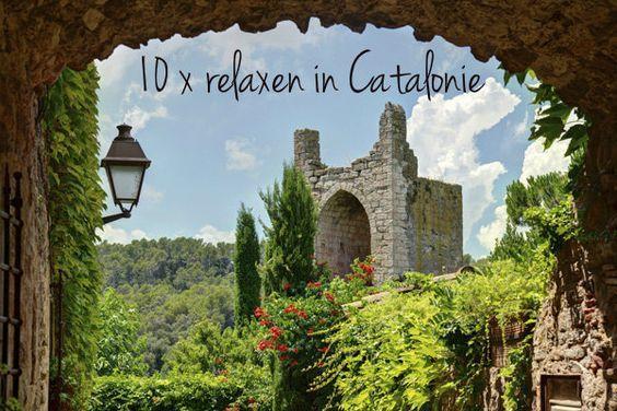 Roadtrip door de Spaanse regio Catalonië? Lees in dit artikel op het blog van Sunny Carstips voor ontspanning.