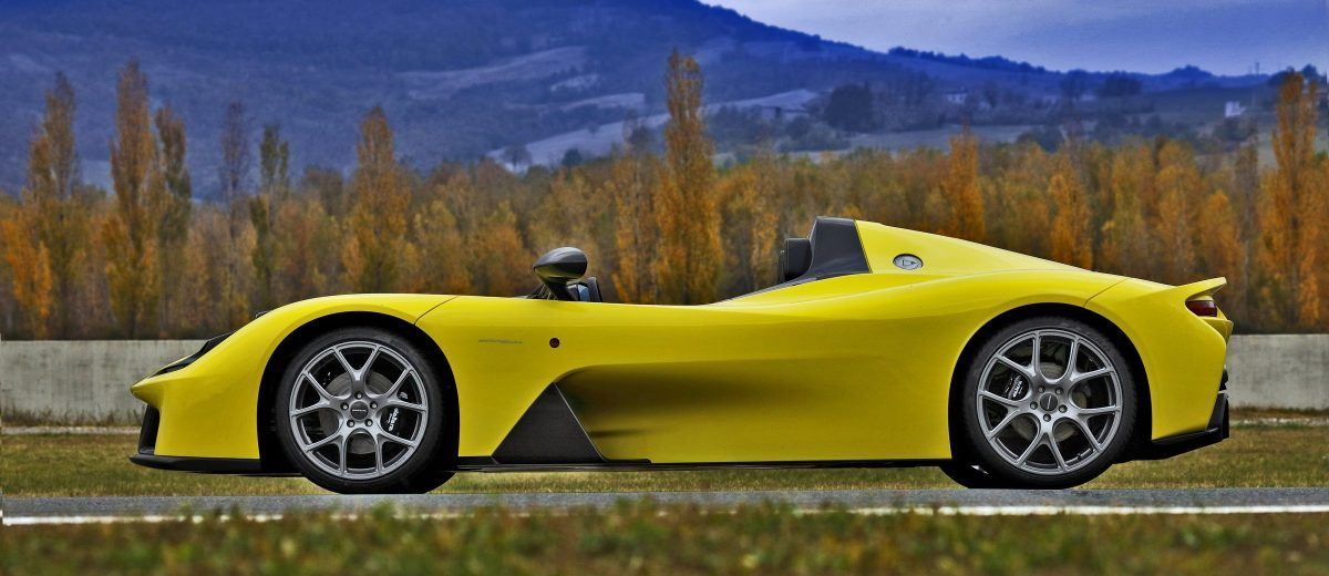 DALLARA Stradale Roadster 2018 Car, Super cars, New cars