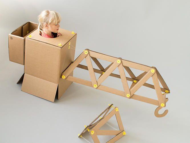 Top 100 Toy Trends Of 2014 Diy Mechanical Toys Cardboard Toys Diy Cardboard