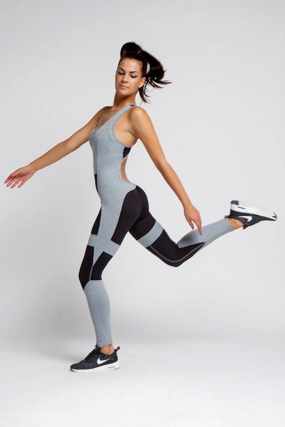 5063a5a02c Yoga Jumpsuit