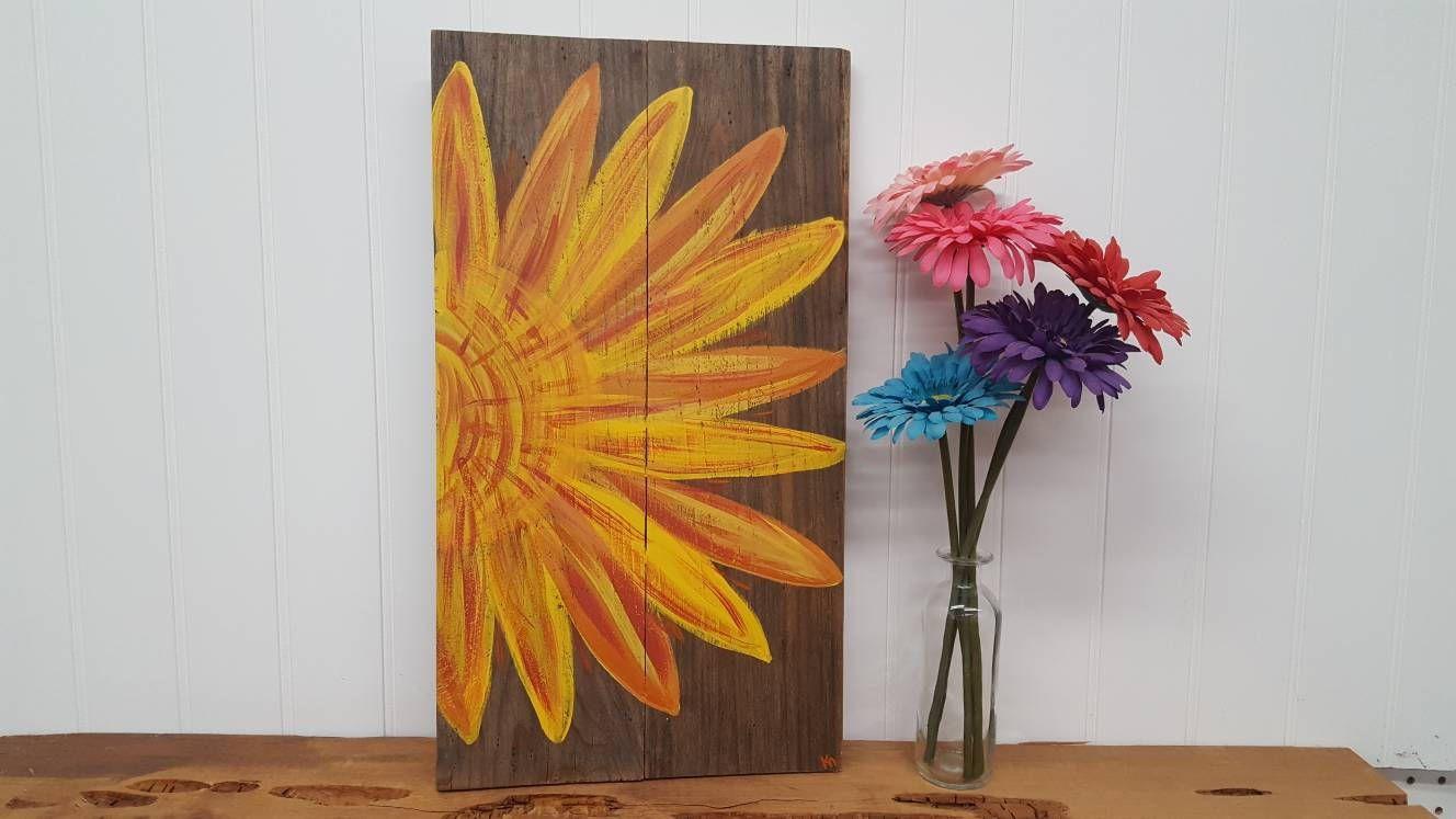 Pallet Wall Art-Sun Wall Art-Wood Pallet Art-Wall Hanging-Wood & Pallet Wall Art-Sun Wall Art-Wood Pallet Art-Wall Hanging-Wood ...