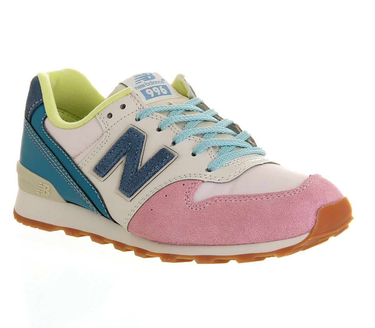 Hers trainers | Pink leather shoes