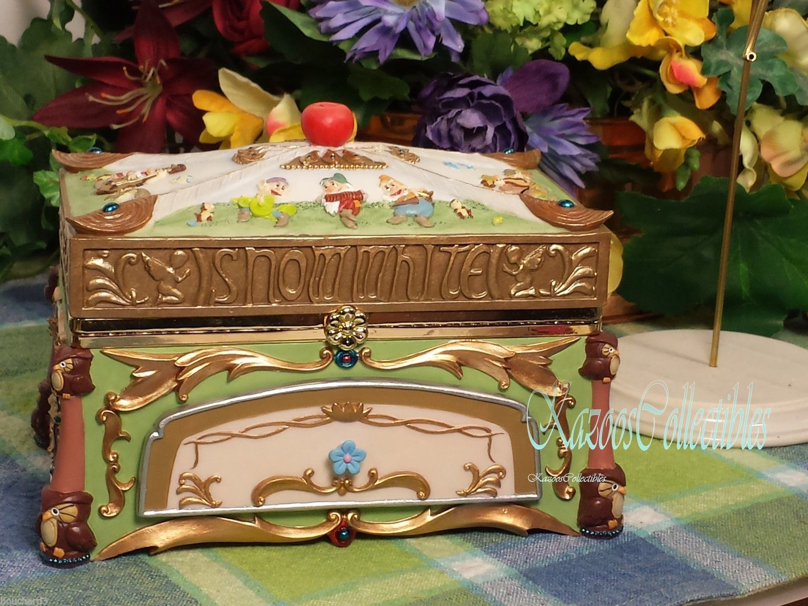 Snow White Jewelry Box CollectiblesLE Wishlist Pinterest