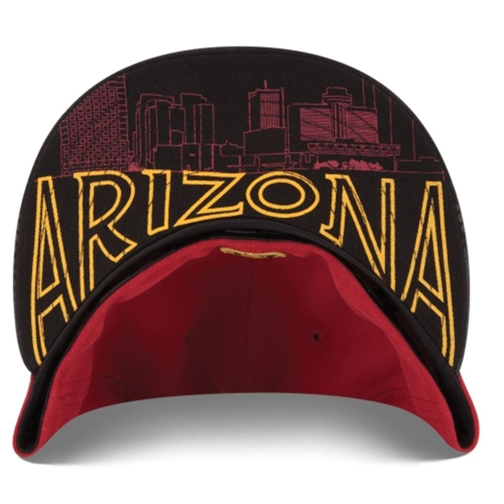 Youth Arizona Cardinals New Era Cardinal 2015 NFL Draft On-Stage 59FIFTY  Fitted Hat ddcbfa10a7