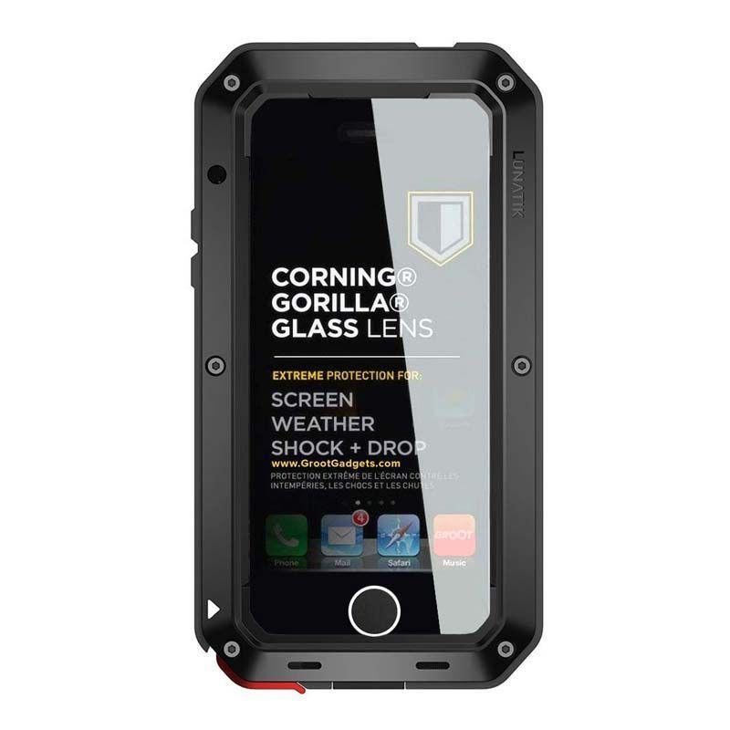Lunatik iPhone 6 Case Gorilla Glass Cover - 6 | 6 | 6s | 6s ...