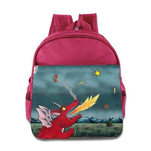 Room On The Broom Dragon Kids School Backpack Bag Find Out More