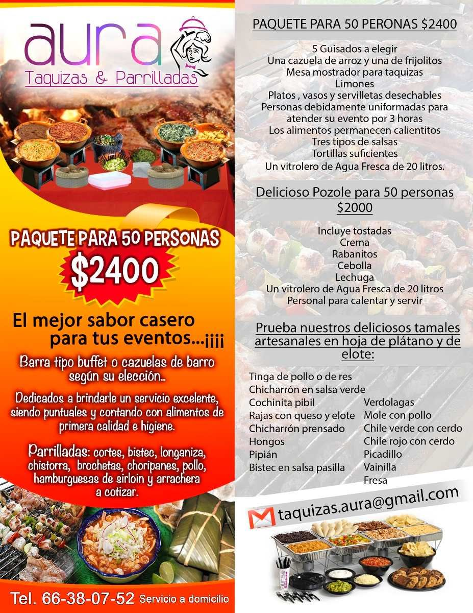 Parrilladas Para Fiestas Fiestas Y Eventos Alimentos Y