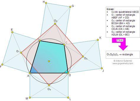 Geometry problem 868 cyclic quadrilateral circle five rectangles geometry problem 868 cyclic quadrilateral circle five rectangles four centers congruence ccuart Choice Image
