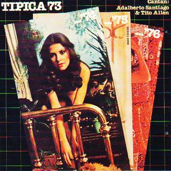 7- Tipica '73... '74... '75... '76-INCA 1063  (1978)  Compilation.