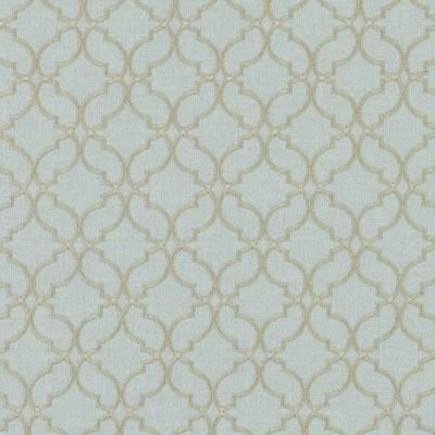 Stunning Embroidery Seaglass Drapery And Upholstery Fabric By